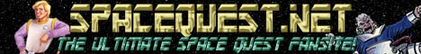 SpaceQuest.Net - The Ultimate Space Quest Fansite!